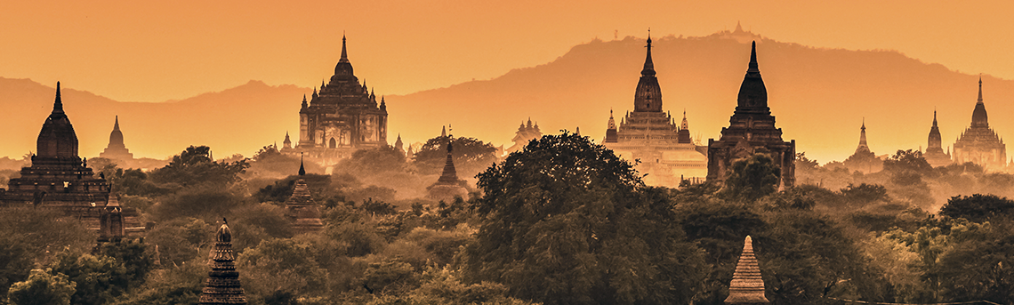Explore the Golden Land of Myanmar (Burma)