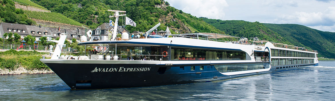 Charter & Incentive River Cruises