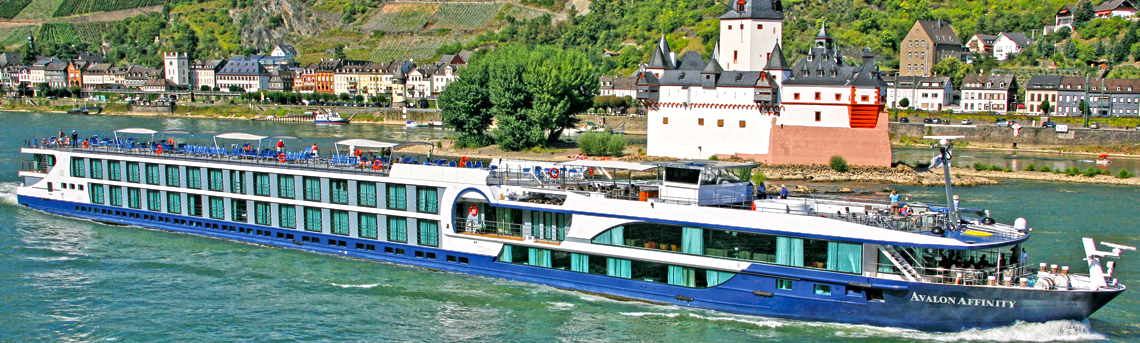 Avalon Affinity® River Cruises