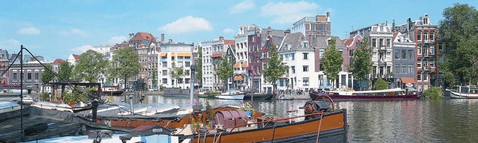 Amsterdam Cruises  Avalon Waterways