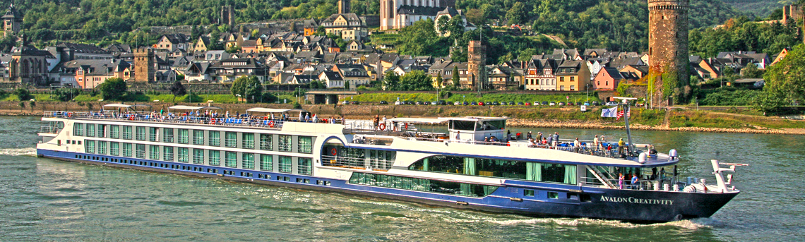 Avalon Creativity® River Cruises