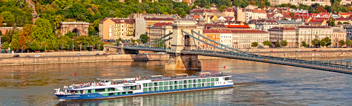 Avalon Luminary® River Cruise Vacations