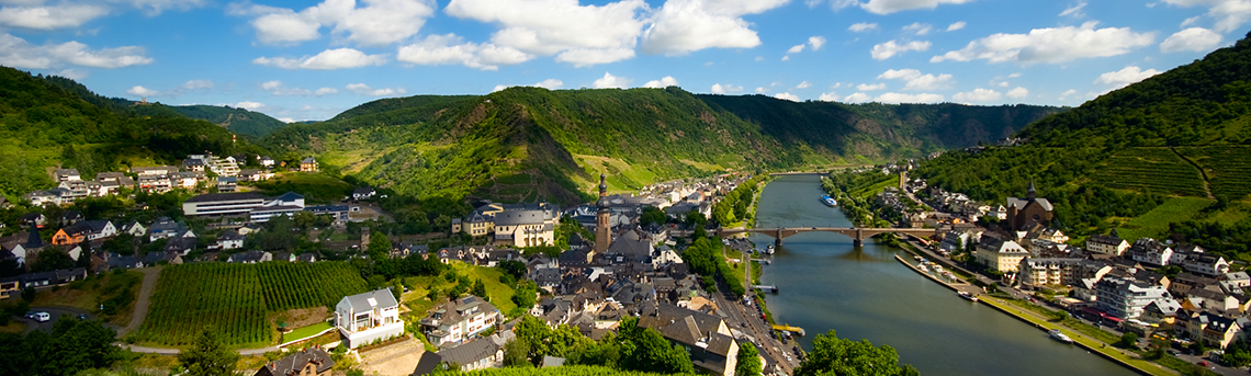 Moselle River Cruise Trip Packages