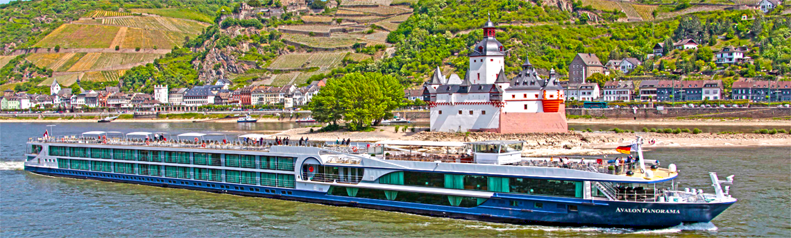 Avalon Waterways® Panorama Suite Ship