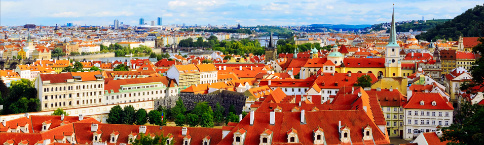 River Cruises Through Prague