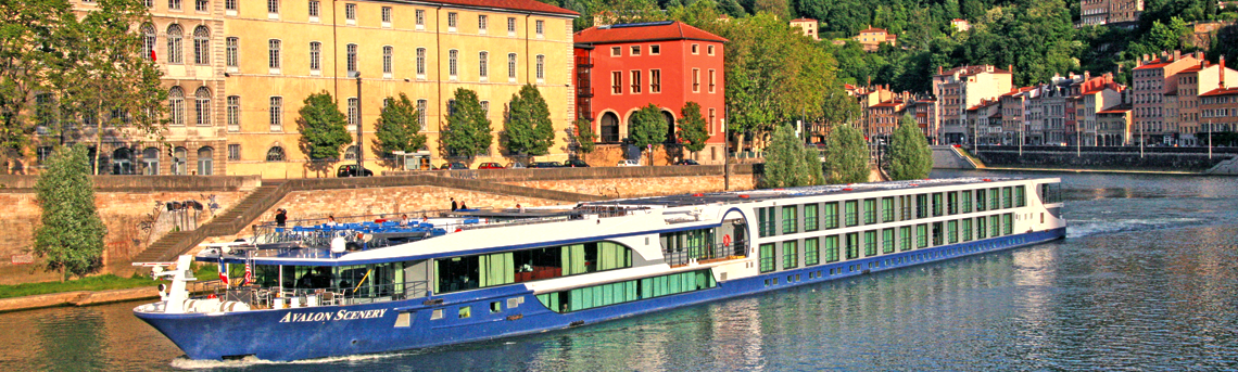 Avalon Scenery® River Cruise Vacations