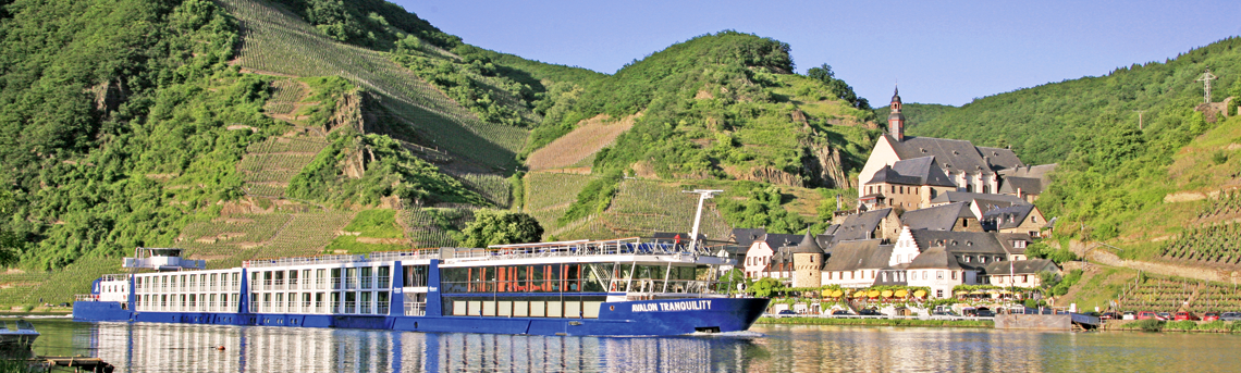 Avalon Tranquility® River Cruises