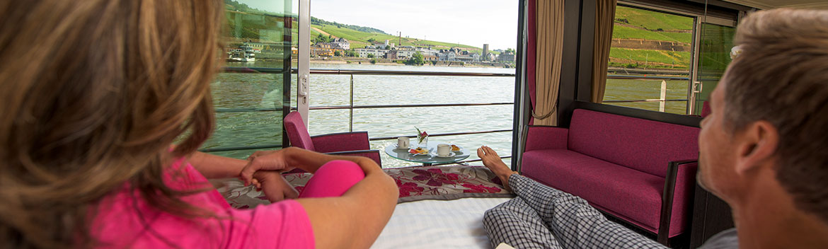 Cruise Staterooms & Comfort