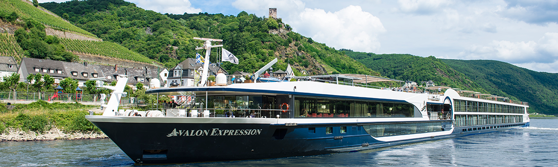 Photos of Avalon River Cruise & Small Cruise Ships