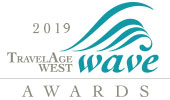 Travel Age West WAVE Awards Best New River Cruise Ship - Avalon Luminary
