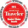 2015 Conde Nast Reader's Choice Award - Avalon Waterways
