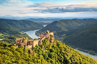 Danube River Cruise Vacations
