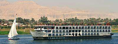 Nile River Cruises in Egypt, Africa