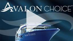 Avalon Choice® Customized River Cruise Video