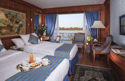Nile River Cruises in Egypt