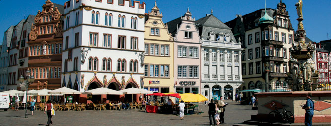 Central European Experience - Cruise Only from Remich to Nuremberg